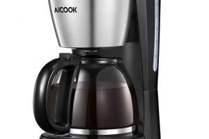 Aicook Macchina per Caffe Americano